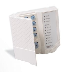 SECURİTY SYSTEM KEYPAD PC1555RKZ